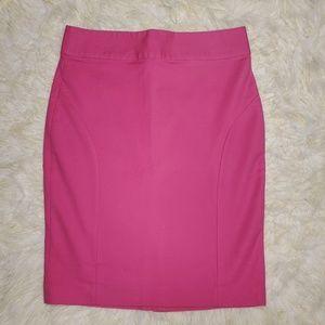 Banana Republic Pink Stretch Skirt 6
